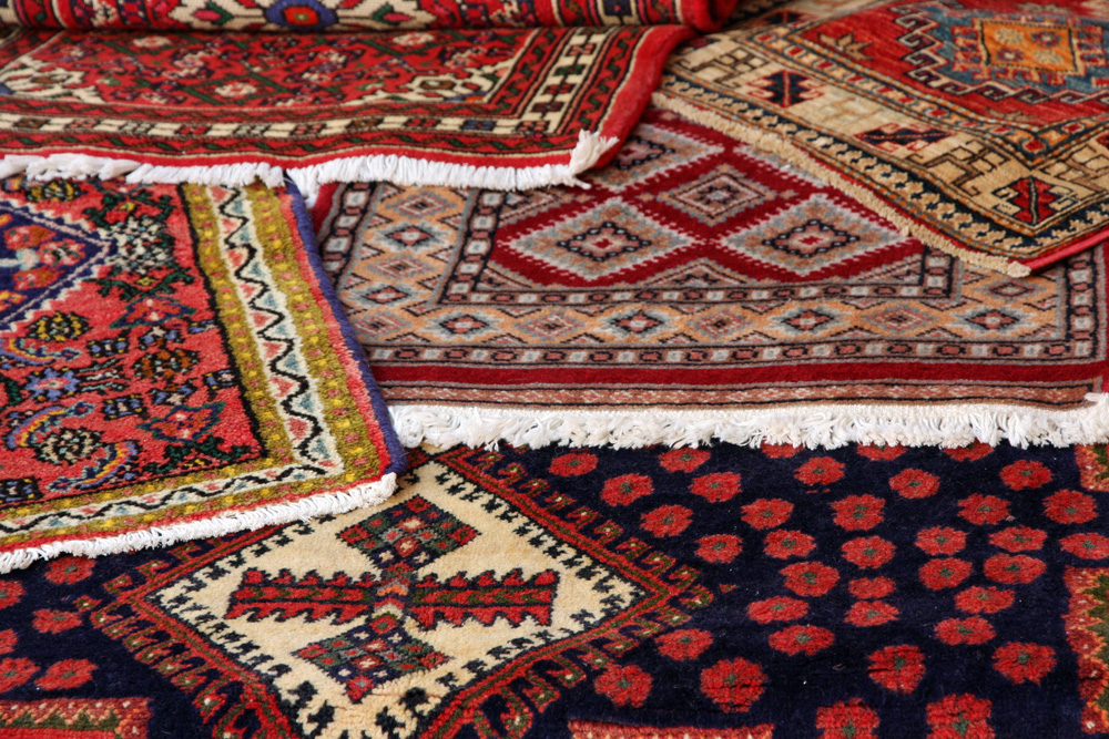... ancient handmade carpets and rugs-Olympia ...